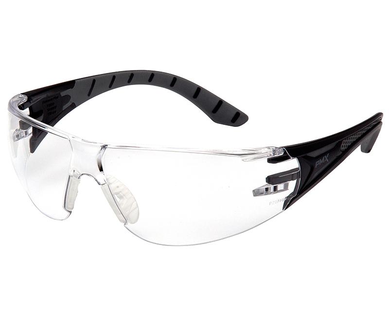 Endeavor Plus Black & Gray Frame - Clear Lens