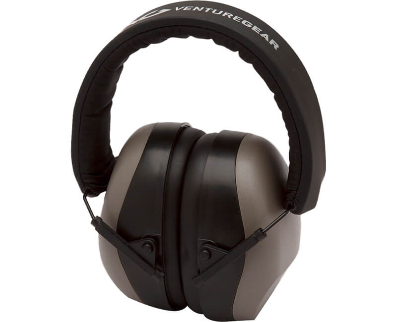 Low Profile Hearing Protector - Gray