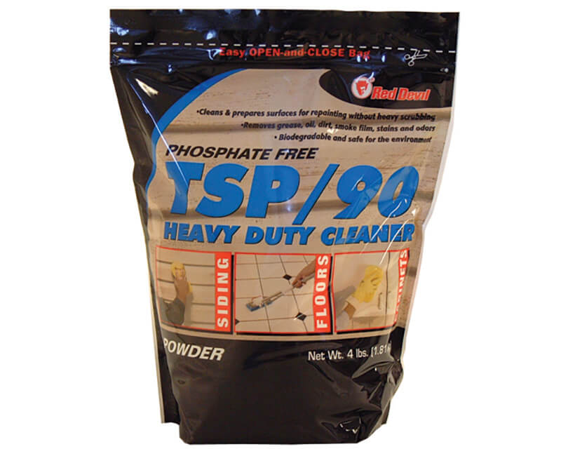 4 Lb. TSP-90 Heavy Duty Cleaners