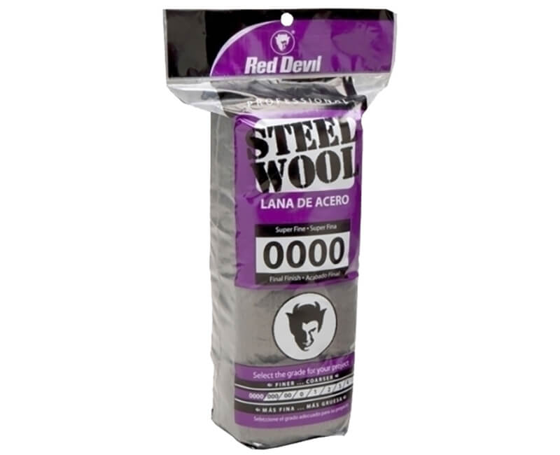 Super Fine Steel Wool - 16 Pack