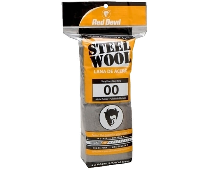 Very Fine Steel Wool - 16 Pack