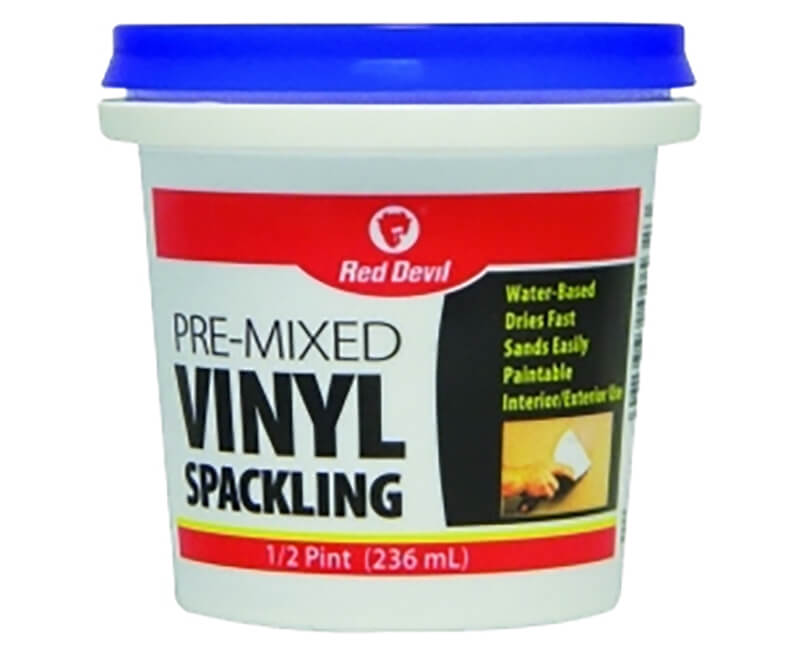 1/2 Pt. Vinyl Spackling Compound