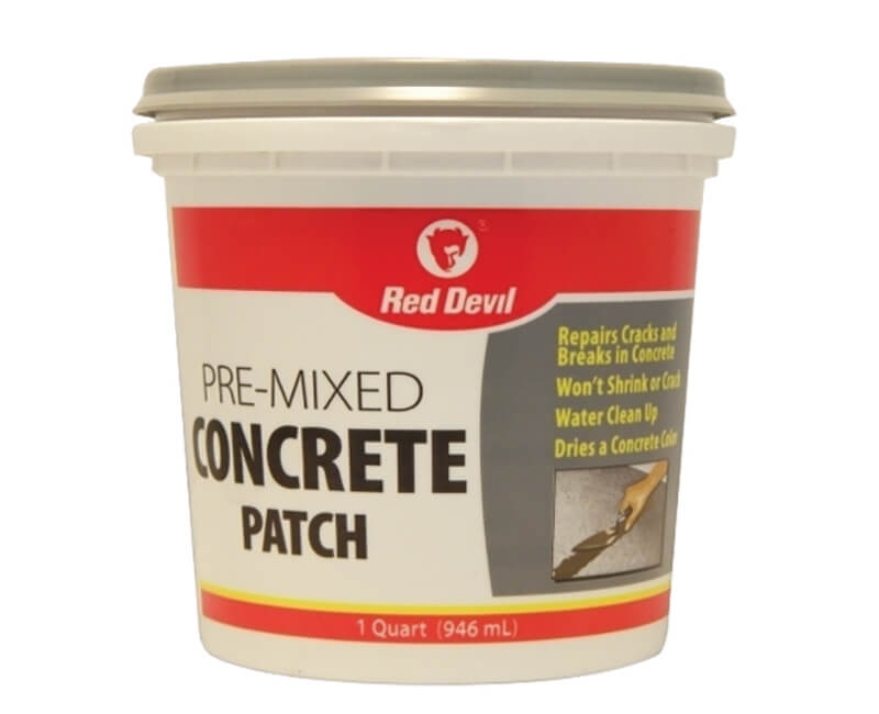 1 Qt. Pre-Mixed Concrete Patch