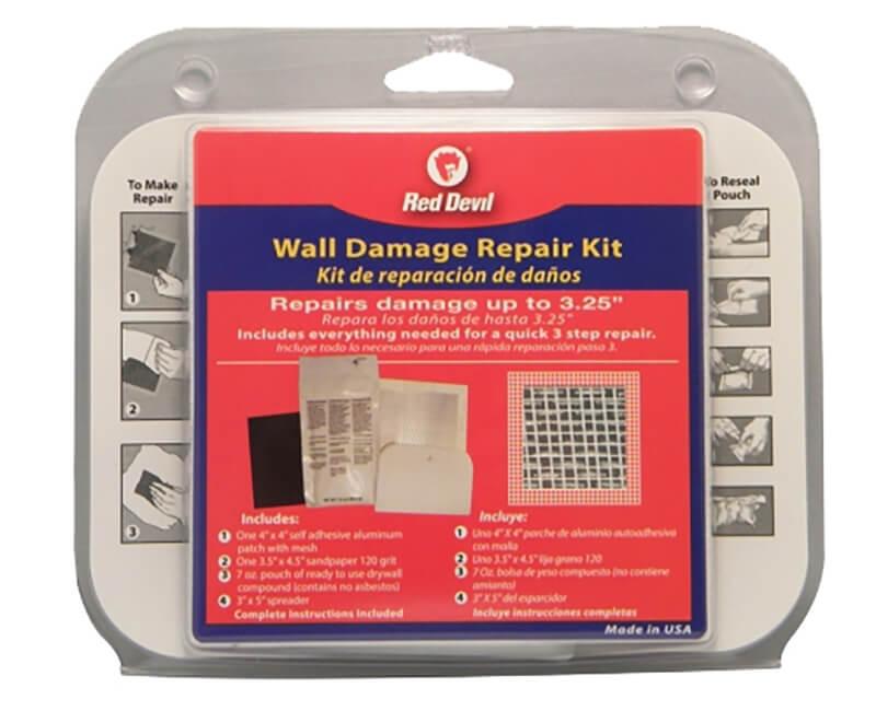 Wall Damage Repair Kit