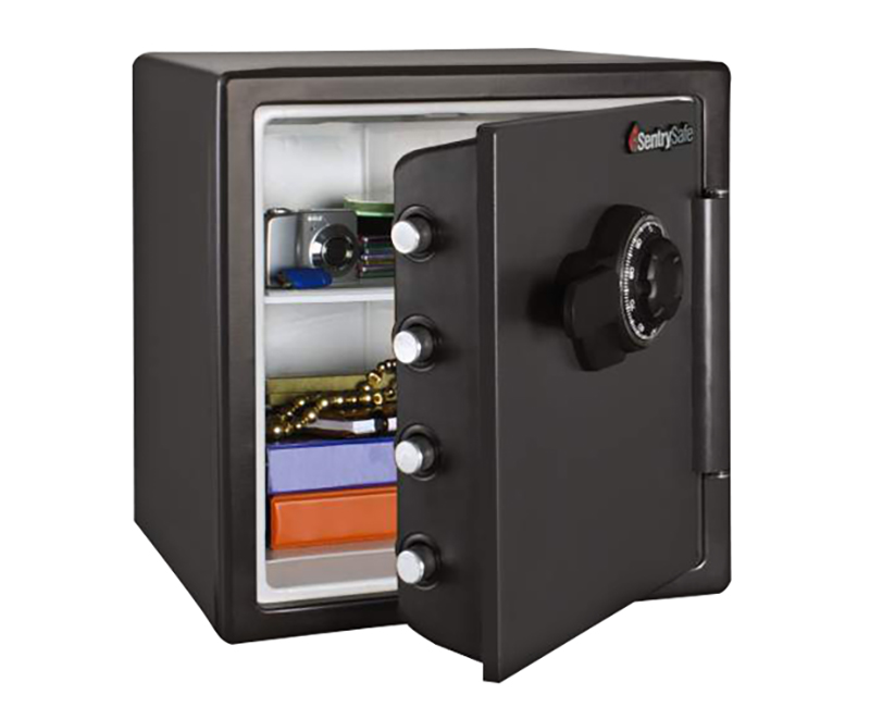 Combination XL Fire Security Safe