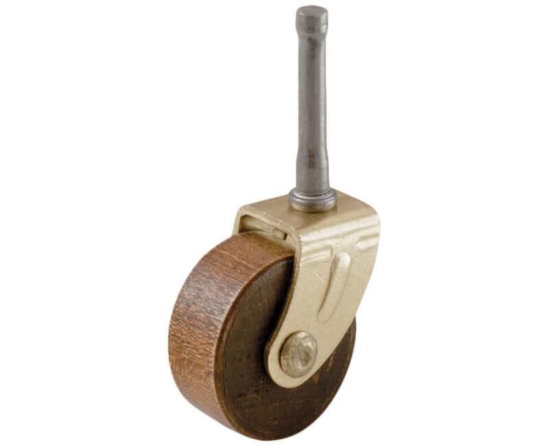"""1/5/8"""" Wood Furniture Caster Stem - 2 Per Card"""