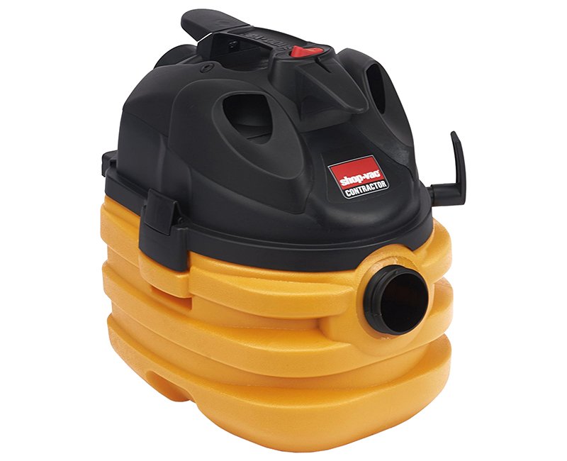 5 Gal Portable Wet/Dry Vac - 6 PHP