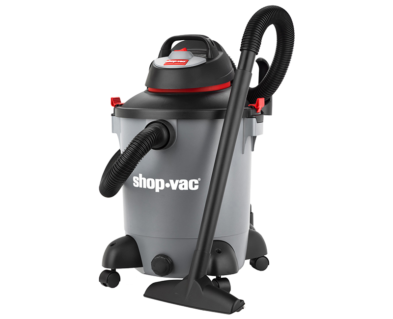 10 Gal Wet/Dry Utility Vac - 5 PHP