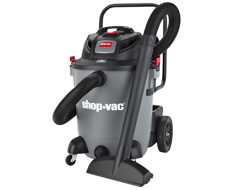 14 Gal Wet/Dry Utility Vac - 6.5 PHP