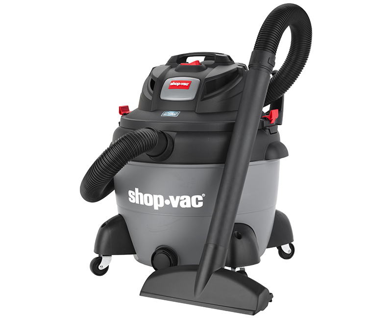 16 Gal Wet/Dry Utility Vac - 6.5 PHP