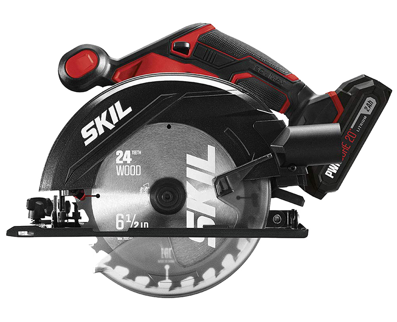 "6-1/2"" Circular Saw Kit - 20V"