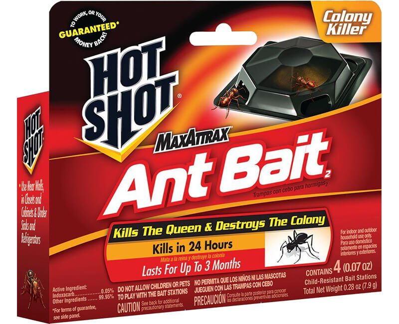 Max Attax Ant Bait - 4 Pack