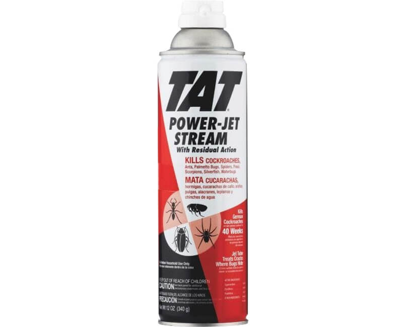 Tat 12 Oz. Roach and Ant Power Jet Stream