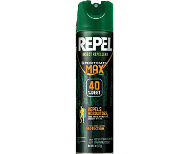 Repel Sportsman Max 6.5 Oz. Insect Repellent - Aerosol