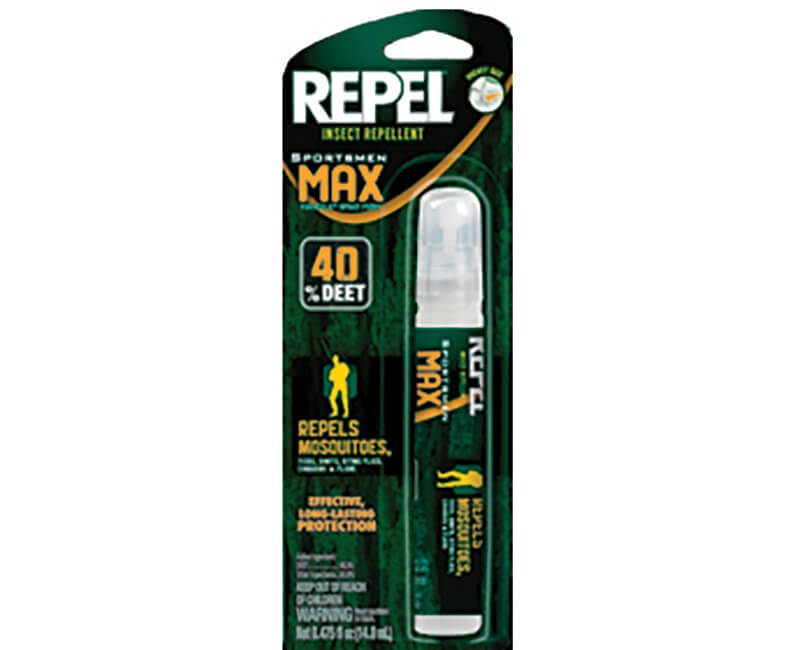 Repel Sportsman Max Insect Repellent - Pen Size Pump