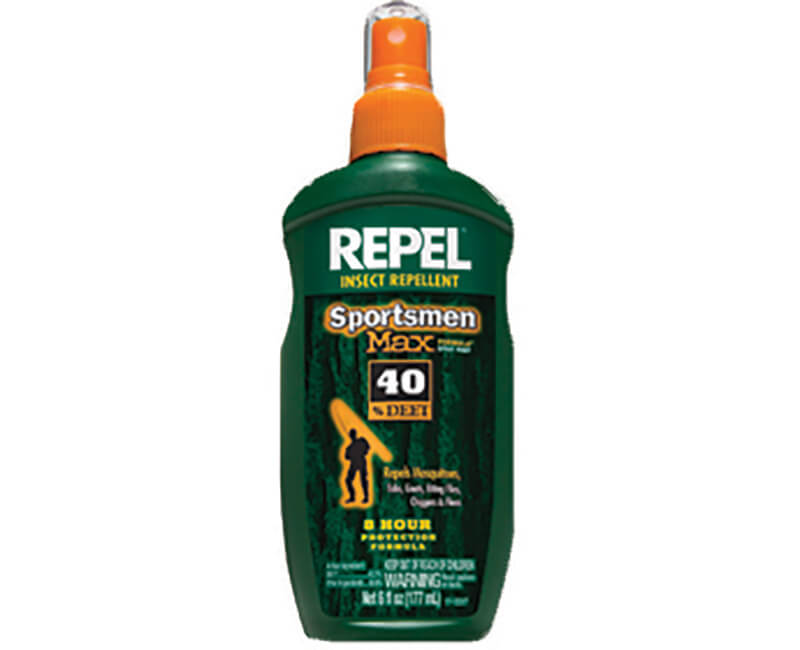 Repel Sportsman Max 6 Oz. Insect Repellent - Pump