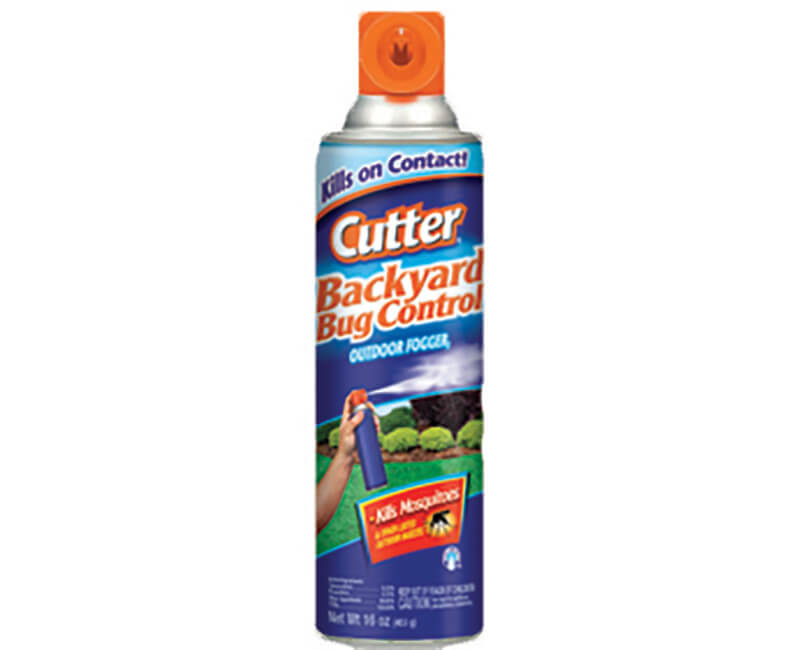 Cutter 16 Oz. Backyard Outdoor Fogger