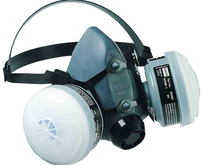 Spray Paint Respirator - Large