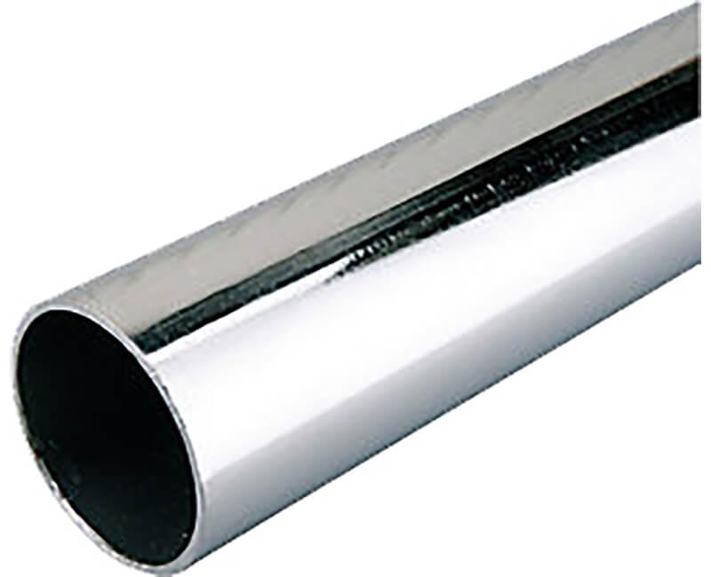 8' Heavy Duty Chrome Pole