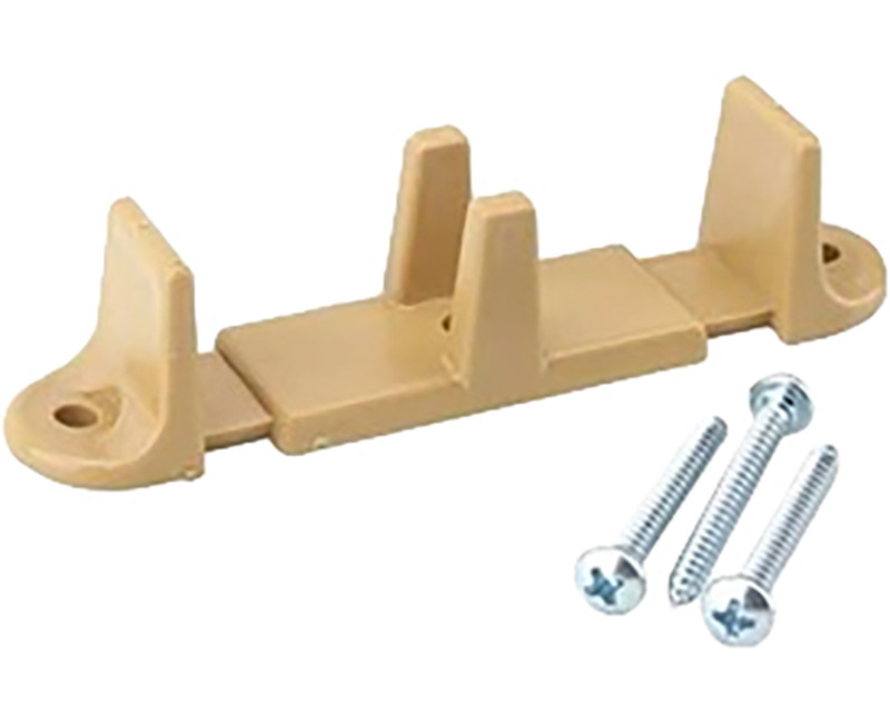 Adjustable Plastic Guide With Screws