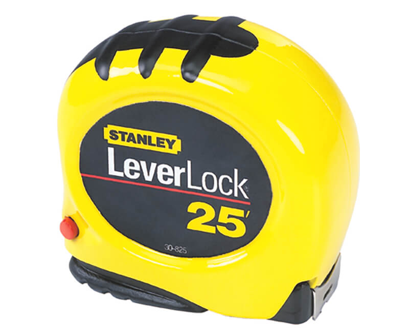 25' LeverLock Tape Measure