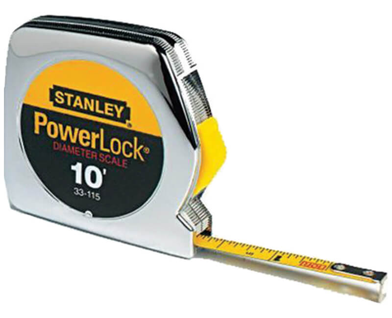 10' PowerLock Pocket Tape Measure