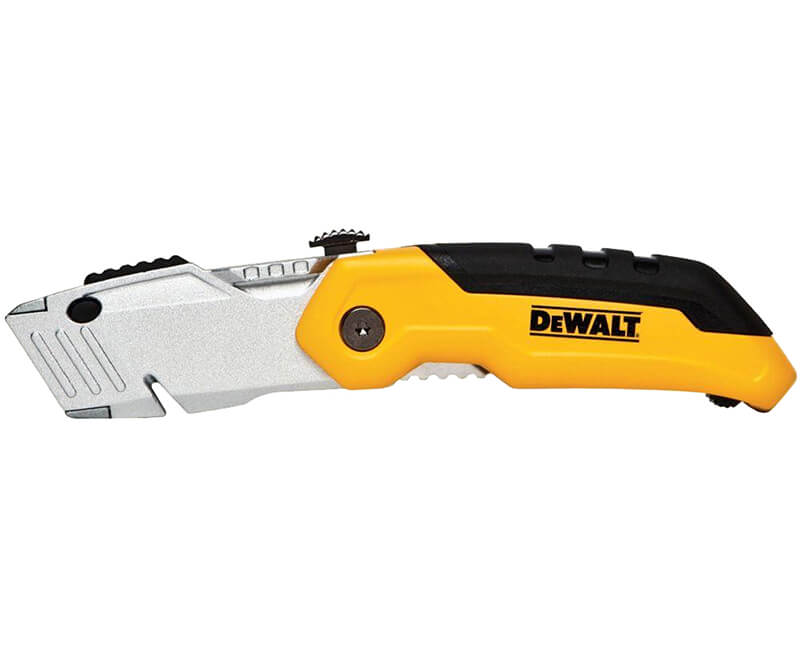 DeWalt Folding Retractable Blade Utility Knife