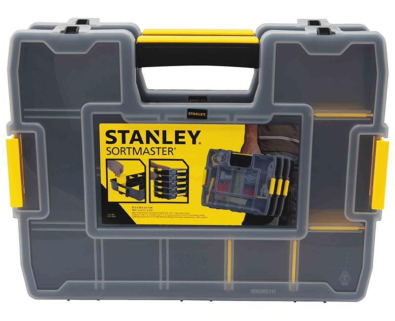 """2.7"""" H x 14.8"""" L x 11.5"""" W Sort Master Junior Tool Storage & Organizer"""
