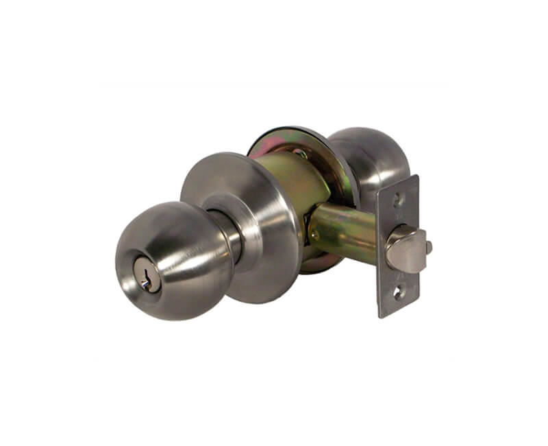 Standard Duty Storeroom Lockset - US32D