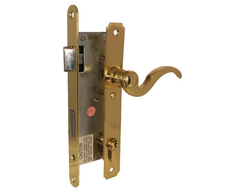 Mortise Patio Door Lock