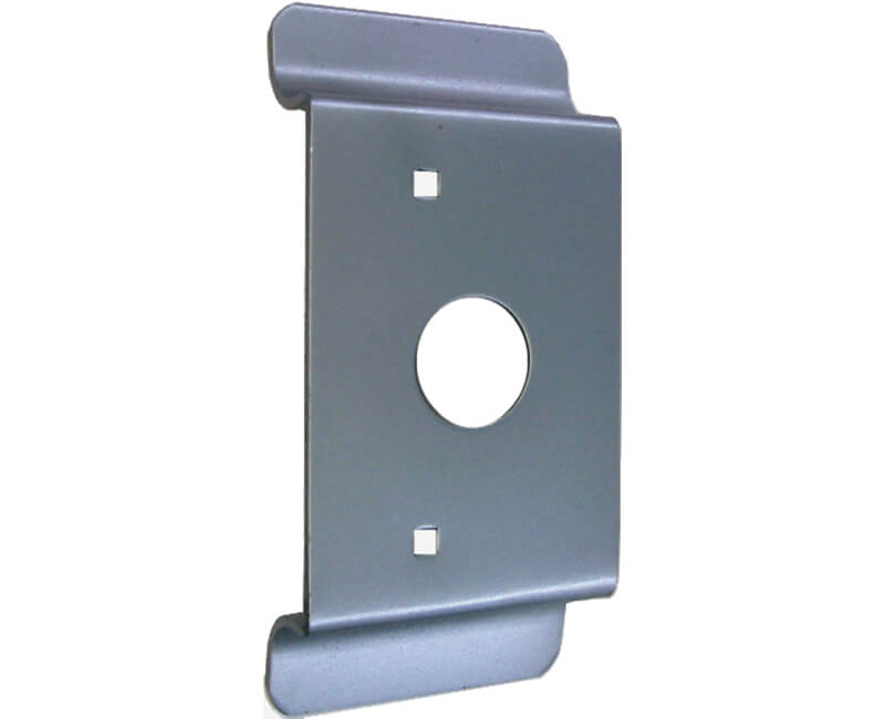 Pull Plate With Cylinder Hole