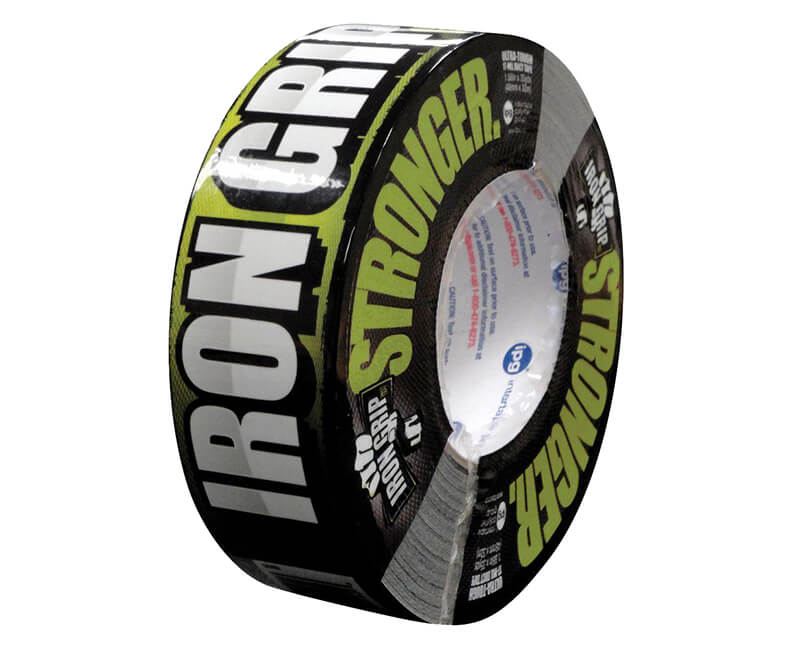 "1.88"" X 35 YD. Iron Grip Duct Tape"
