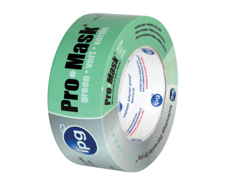 "2"" X 60 YD. Pro-Mask Green Tape"