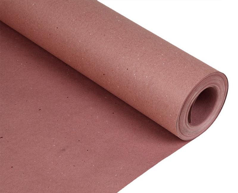 Red Building Paper