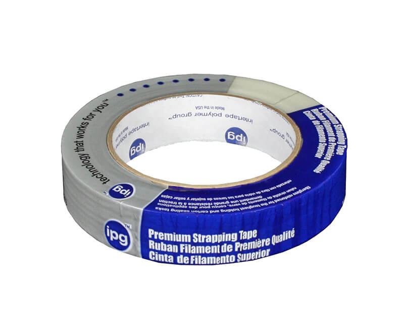 """1"""" X 60 YD. Strapping Tape"""