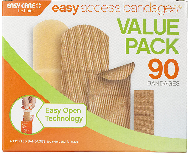 EAST ACCESS VALUE PACK 90 BANDAGES