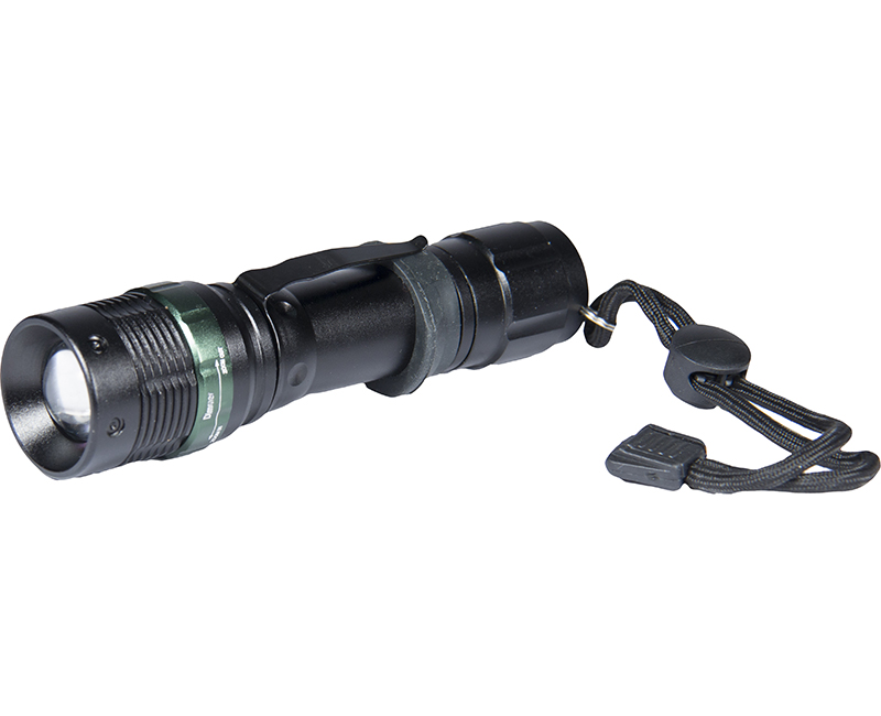 3 WATT 3-AAA LED Aluminum Options Flashlight