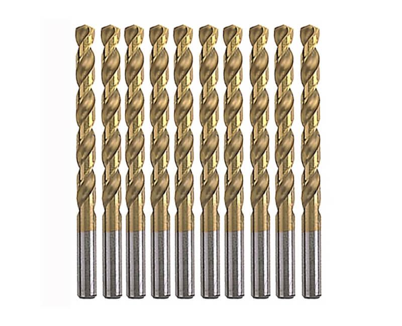 "5/32"" Titanium Jobber Drill Bit - Bulk"