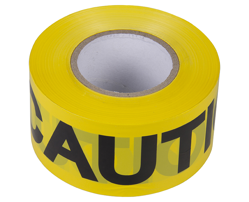 "3"" X 1000' Caution Tape"