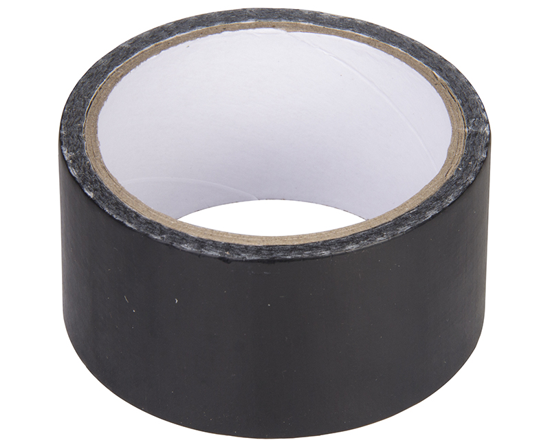 "2"" X 10 YD. Duct Tape - Black"