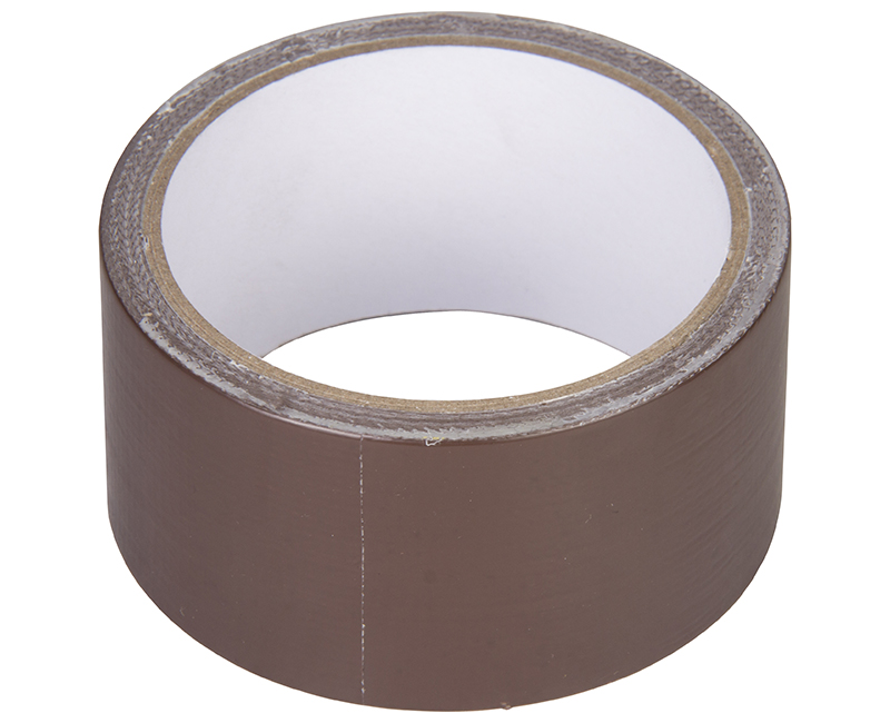 "2"" X 10 YD. Duct Tape - Brown"