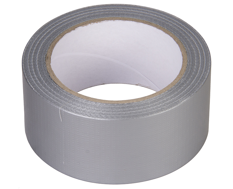 "1.88"" X 30 YD. Silver Duct Tape"