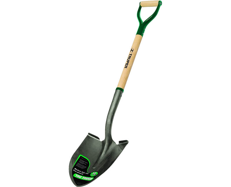 Round Point Shovel - D-Handle