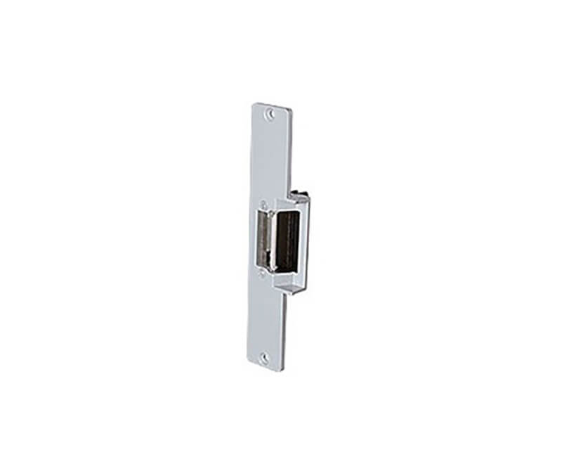 Electric Strike For Locksets Containing Dead Locking Levers