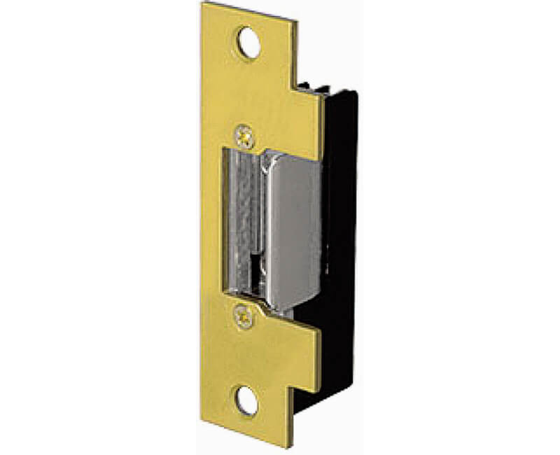 Electric Strike For Mortise or Cylindrical Vestibule in Metal Jambs