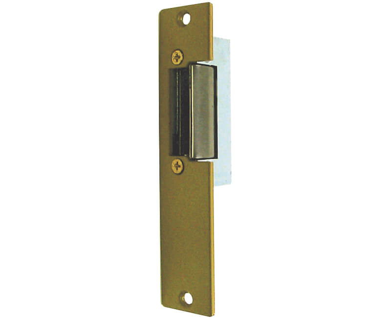 Electric Strike For Standard Duty - Non-Adjusting Latch, Mortise Type