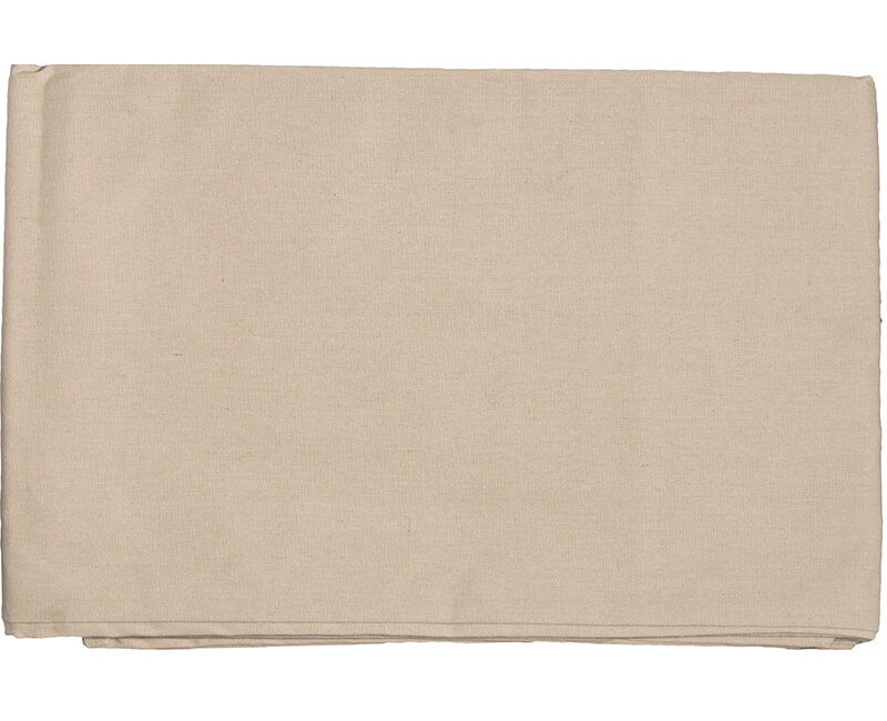 8 OZ. Canvas Drop Cloth - 4' X 12'