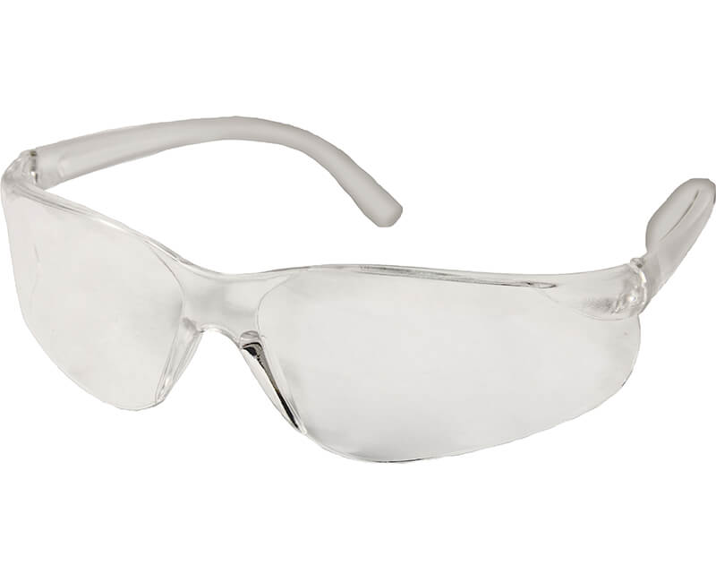Type-A Safety Spectacles Clear Lens