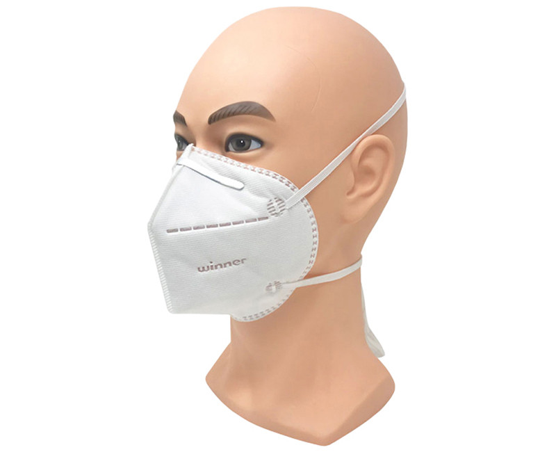 KN95 FACE MASKS 5-LAYERS FITS OVER THE HEAD