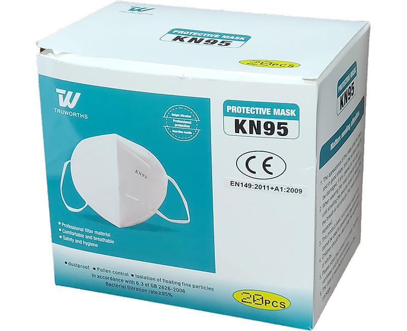 KN95 FACE MASKS 5-LAYERS